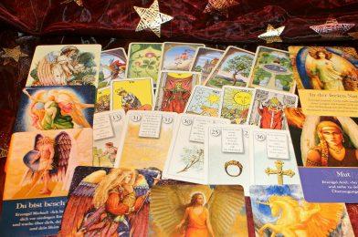 Cartas del Tarot con significados similares pero con sutiles diferencias
